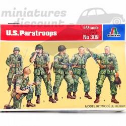 US Paratroops - Italeri -...