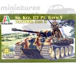 Tank Panther Ausf.A -...