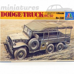 Dodge Truck WC62 - Italeri...