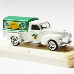 Pick Up Dodge Baché SUN CLUB - Solido, Age d'Or Made in France - 1/43ème en boite