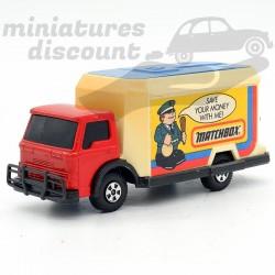 Camion Sécurité Tirelire -...