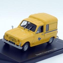 Renault 4L miniature Fourgonnette La Poste 1962