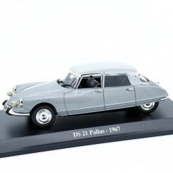 Citroen Ds 21 Pallas 1967 - 1/43ème