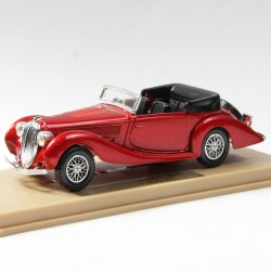 Delahaye 135M de 1939, Solido, Age d'Or Made in France - 1/43ème en boite