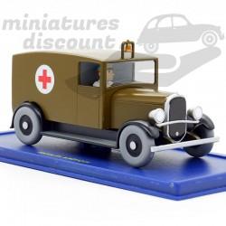 Tintin Ambulance Chicago -...