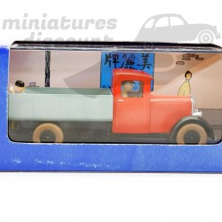 """Tintin """"Le Camion Rouge"""" -..."""