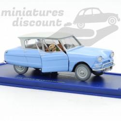 Citroen Ami 6 - Tintin...