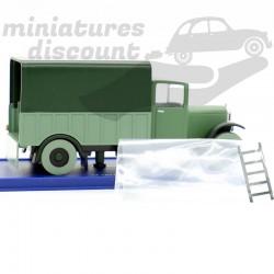 Le Camion d'opium - Tintin...