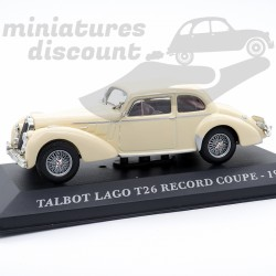 Talbot Lago T26 Record...