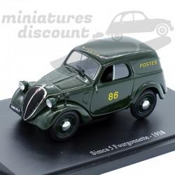 Simca 5 Fourgonnette 1938 -...