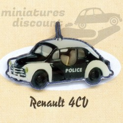 Pin's Renault 4cv Police
