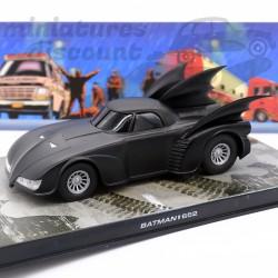 La Batmobile de Batman...