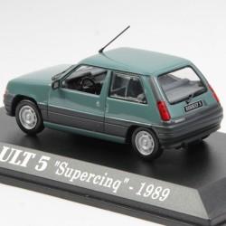 Tres Rare ! Renault Super5 Supercinq - 1/43 en boite