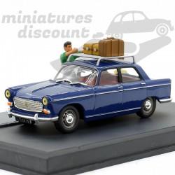Peugeot 404 - La Route...