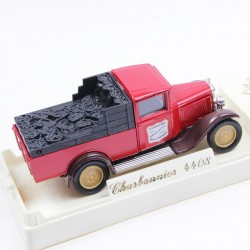 Citroen C4F Combustible Bois et Charbons - Solido, Age d'Or Made in France - 1/43ème en boite