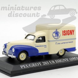 Peugeot 203 U8 Isigny -...
