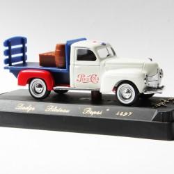 Dodge Plateau Pepsi Cola Pick Up USA - Solido, Age d'Or Made in France - 1/43ème en boite