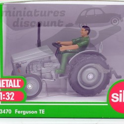 Tracteur Ferguson TE - Siku...