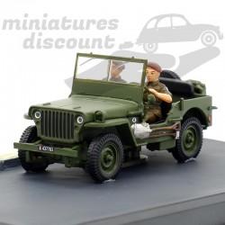 Jeep Willys Militaire - La...