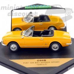 Fiat 124 BS1 Spider Sport...