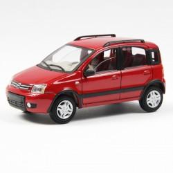 Fiat Panda 4x4 de 2005 - Solido - Au 1/43 sous blister