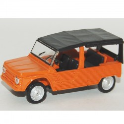 Citroen Méhari 1/43eme Orange Solido en boite
