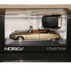Citroen DS 21 Cabriolet Norev - en Boite 1/43ème
