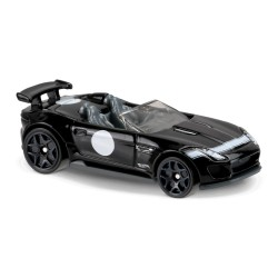 Hot Wheels -15'  Jaguar F-Type Project 7 - 1/64eme  (Sous blister)