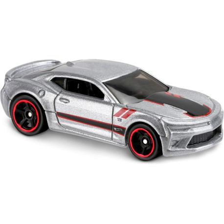 Hot Wheels - 16' Chevrolet Camaro SS - 1/64eme  (Sous blister)