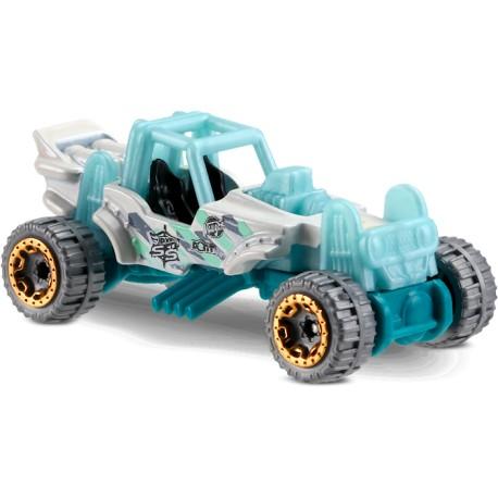 Hot Wheels - Buggy Mountain Mauler - 1/64eme  (Sous blister)
