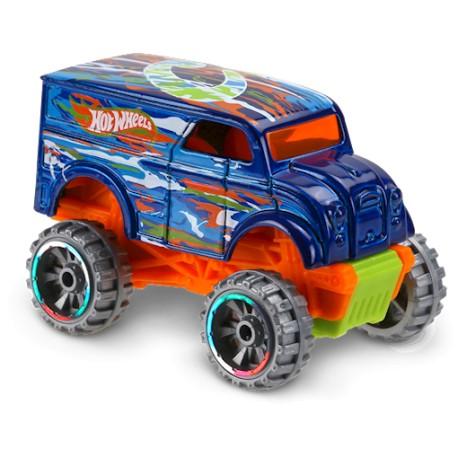 Hot Wheels - Monster Dairy Delivery Monster Truck - 1/64eme  (Sous blister)