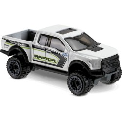 Hot Wheels - Ford Raptor F-150 - 1/64eme  (Sous blister)