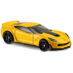 Hot Wheels - Corvette C7 Z06 - 1/64eme  (Sous blister)