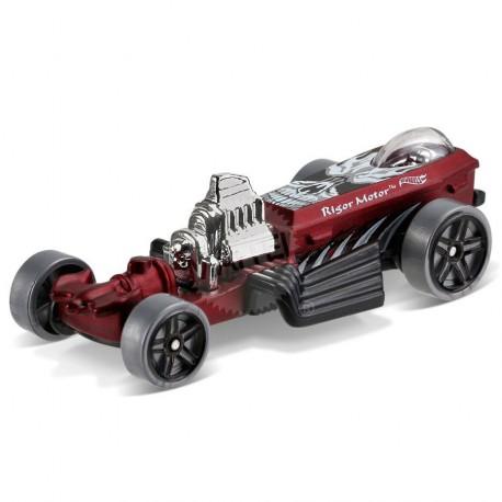 Hot Wheels - Rigor Motor - 1/64eme  (Sous blister)