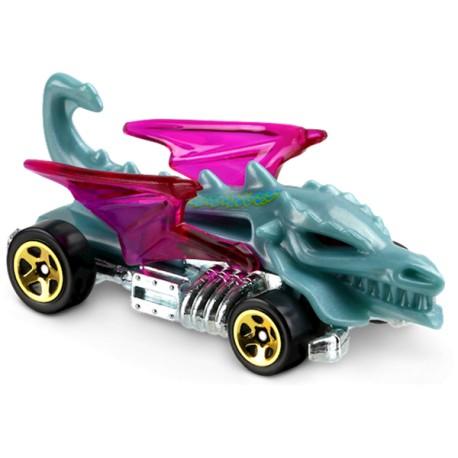 Hot Wheels - Dragon Blaster - 1/64eme  (Sous blister)
