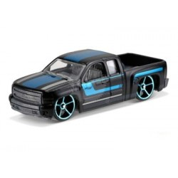 Hot Wheels - Chevrolet Chevy Silverado - 1/64eme  (Sous blister)