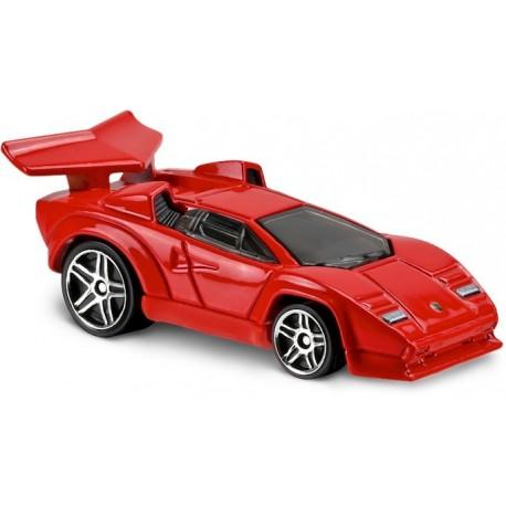 Hot Wheels - Lamborghini Countach - 1/64eme  (Sous blister)