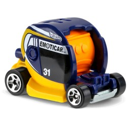 Hot Wheels - Emoticar - 1/64eme  (Sous blister)