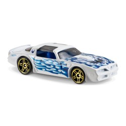 Hot Wheels - 77' Pontiac Firebird - 1/64eme  (Sous blister)