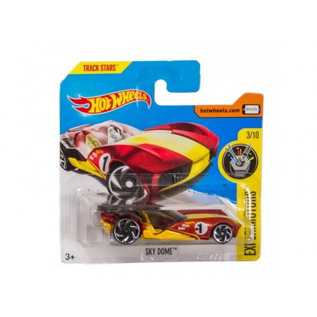Hot Wheels - Sky Dome - 1/64eme (Sous blister)