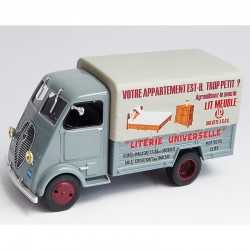 "Peugeot DMA ""Literie Universelle"" - 1/43eme en boite"