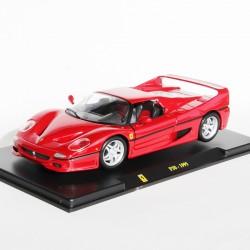 Ferrari F50 de 1995 - Burago - au 1/24 en boite