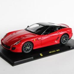 Ferrari 599 GTO de 2010 - Burago - au 1/24 en boite