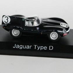 Jaguar Type D Le Mans - au 1/43 en boite