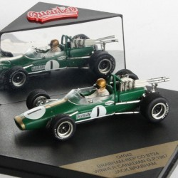 Brabham BT 24 - Quartzo - au 1/43 en boite