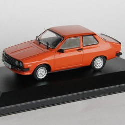 Renault 12 Coupé (Dacia) - au 1/43 en boite