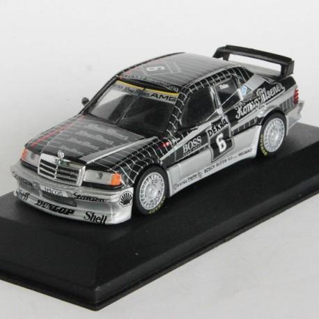 Mercedes 190 DTM - Minichamps - au 1/43 en boite