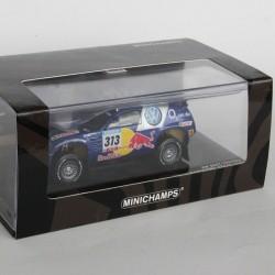 Volkswagen Race Touareg - Dakar Barcelone 2005 - Minichamps - au 1/43 en boite