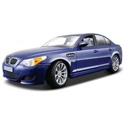 BMW M5 - Maisto 1/18ème en métal, parties ouvrantes