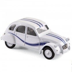 Citroen 2cv France 3 - Norev, 3 Inches en boite